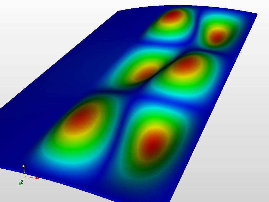 Modal Analysis of Sheet Metal Bending | SimScale
