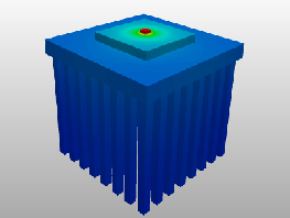 Heat Sink Simulation And Optimization With Simscale