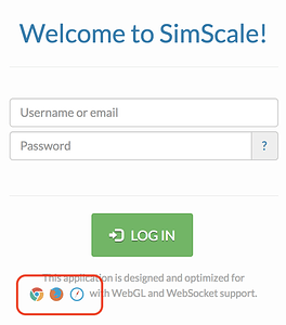 SimScale Browser