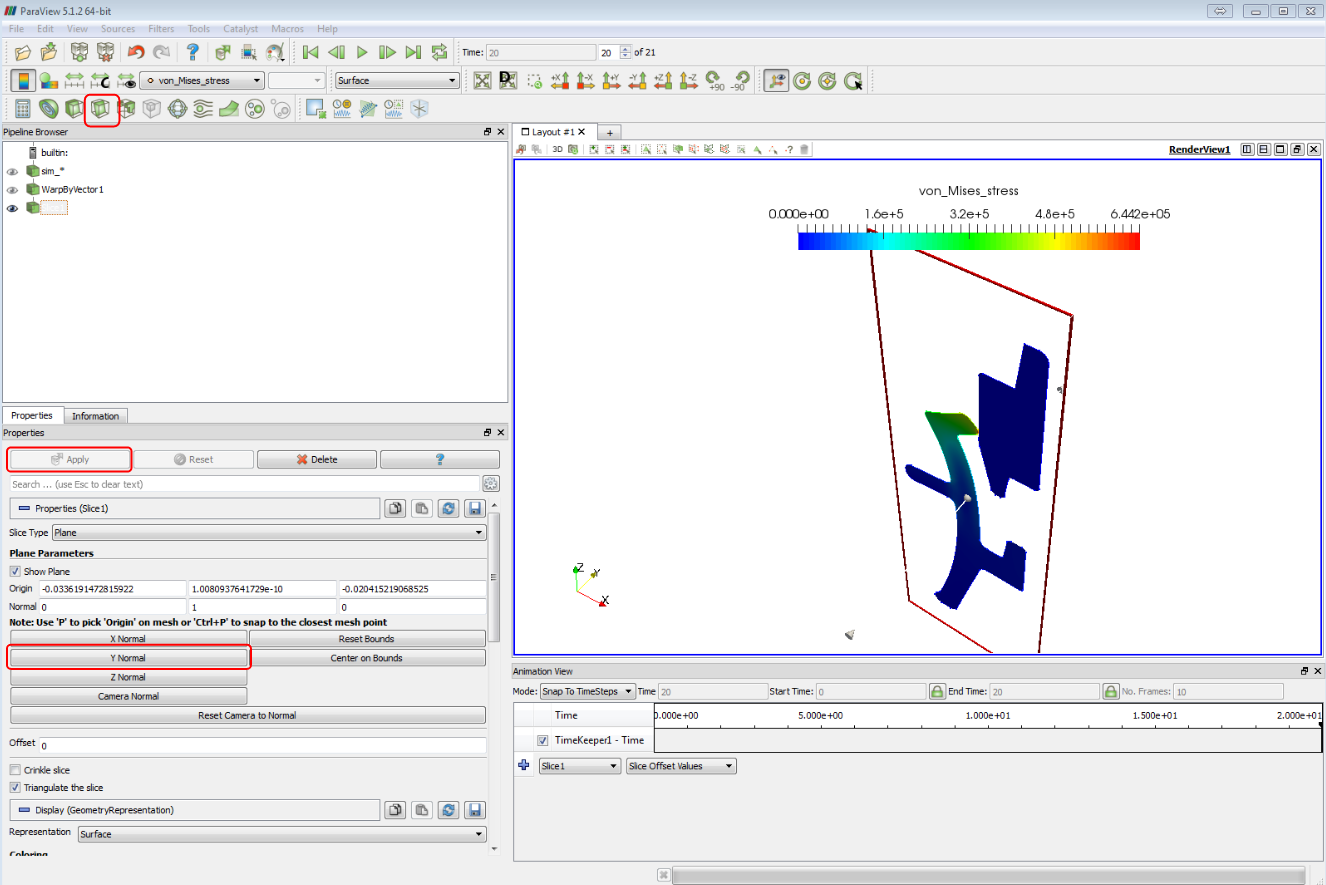 Step by Step: Rotational Extrusion of axisymmetric