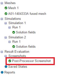 online postprocessor screenshot