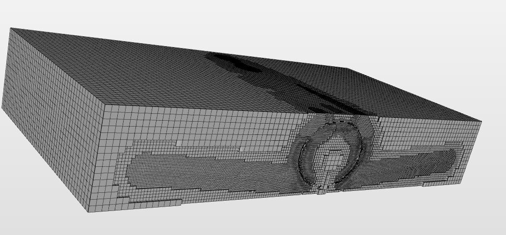 aerodynamic analysis mesh cad geometry