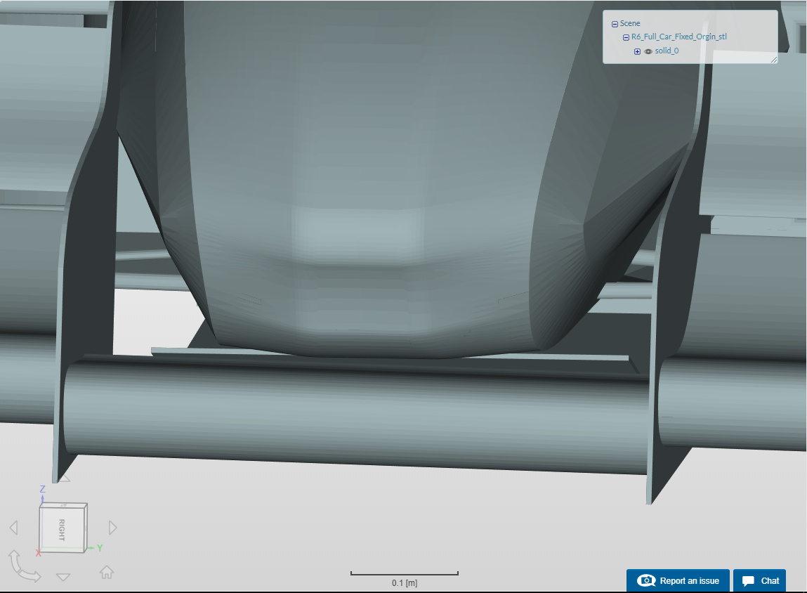 Geometry Disappearing when Meshing - CAD & Meshing - SimScale CAE Forum