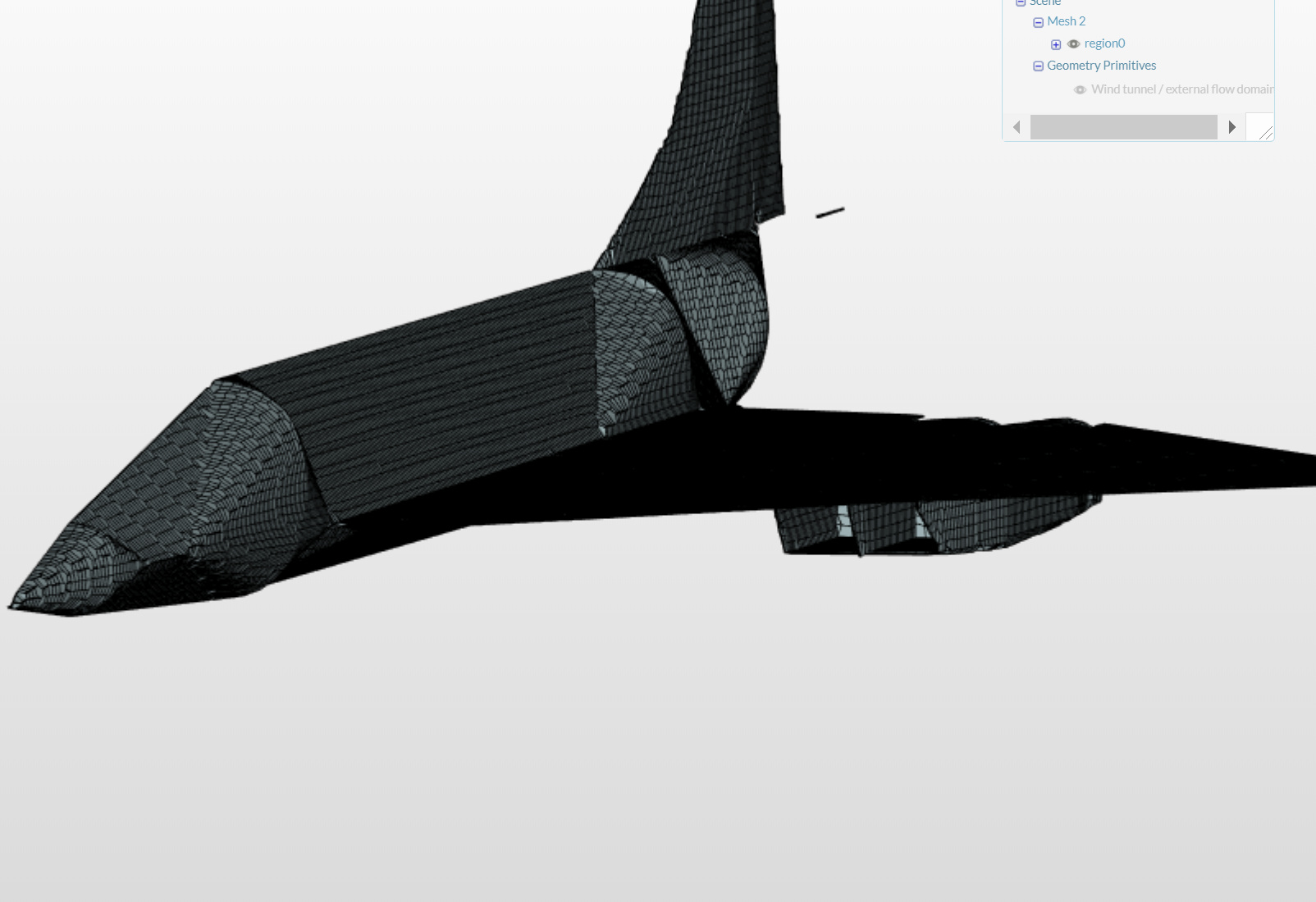 Hex mesh ignoring faces - Project Support - SimScale CAE Forum
