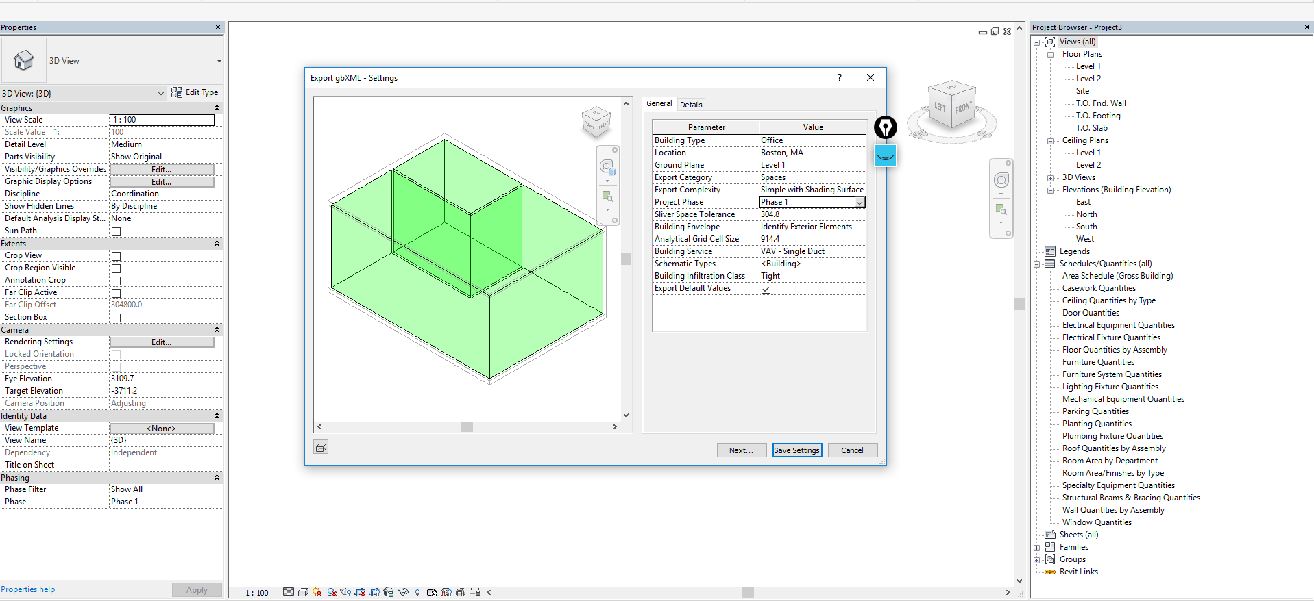 Revit export for SimScale platform - Using SimScale - SimScale CAE Forum