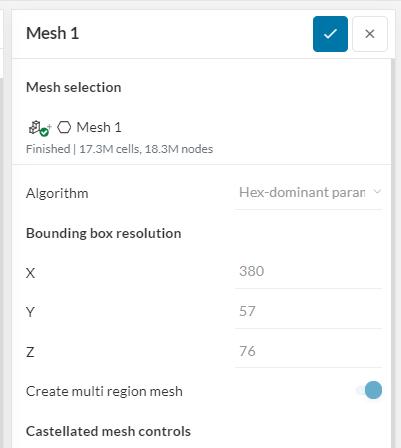 bounding box resolution