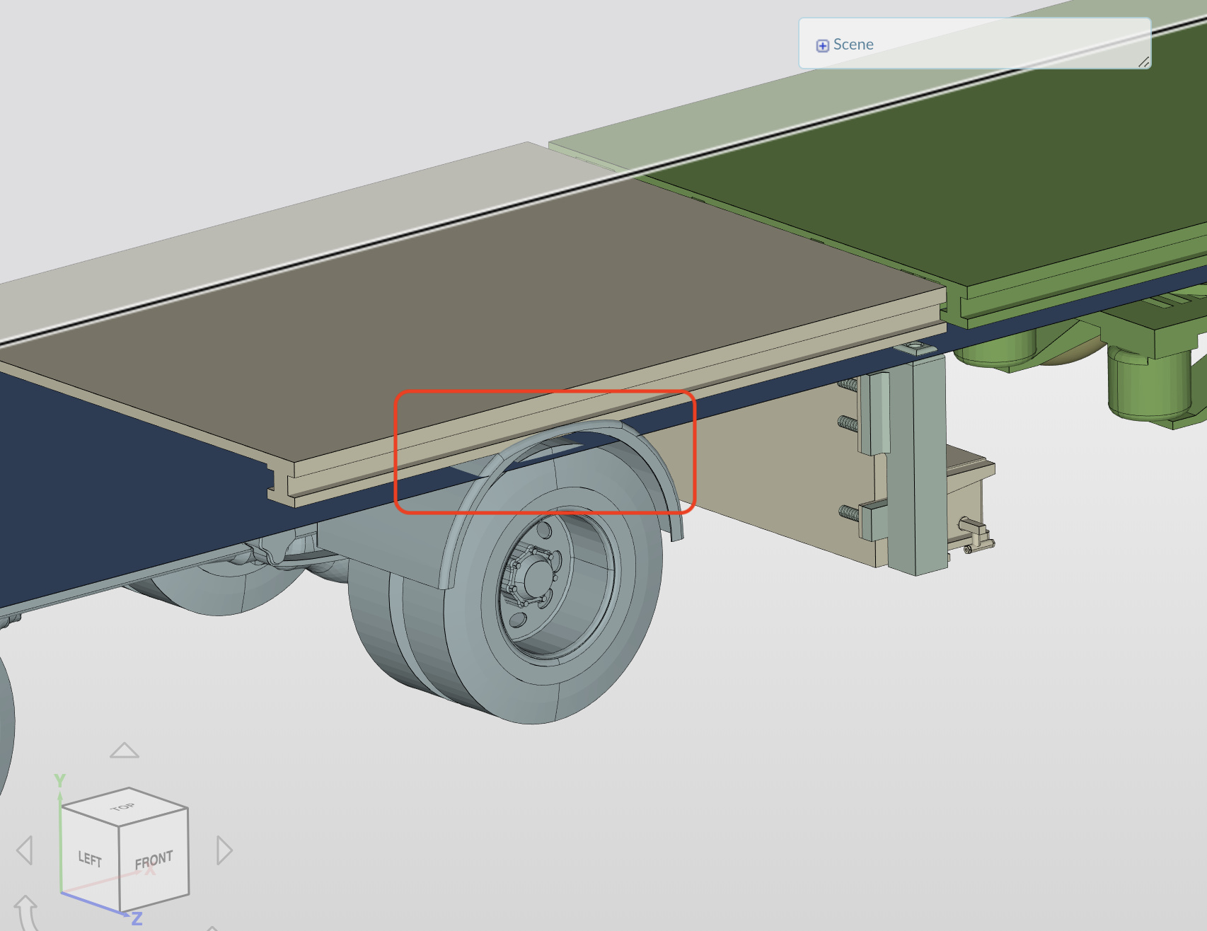 CADModel SimScale Problem