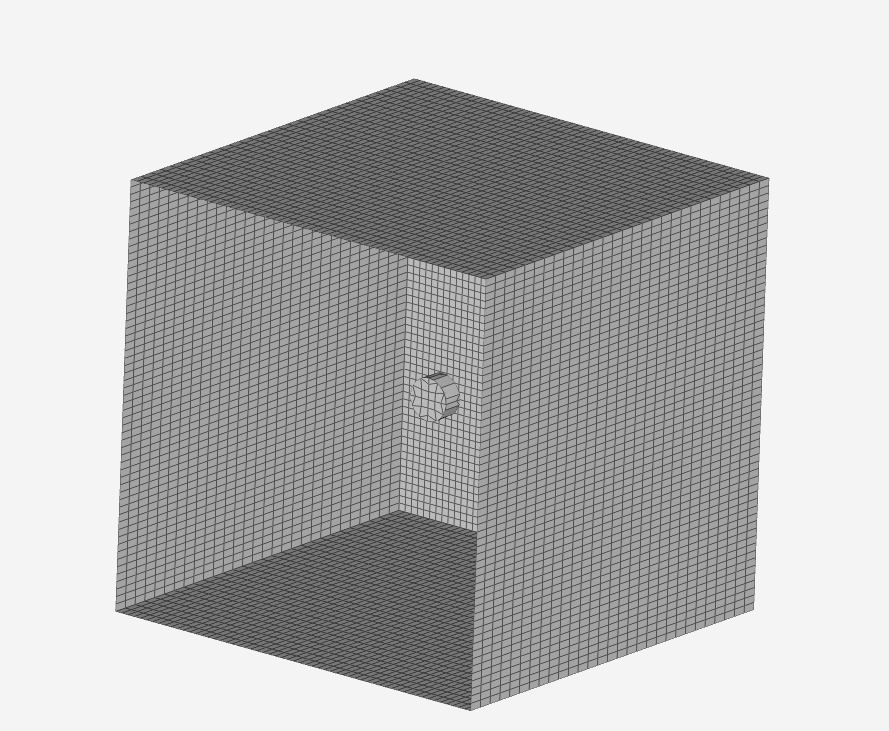 Cannot turn the boundary box into mesh - Project Support - SimScale